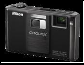 Nikon COOLPIX S1000pj (black) 2