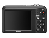 Nikon COOLPIX L29 (black) 4