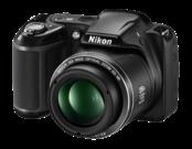 Nikon COOLPIX L330 (black) 1