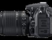Nikon D7000 kit 18-105mm VR  4