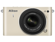 Nikon 1 J3 Kit 10-30mm VR (beige)