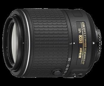 55-200mm f/4-5.6G ED AF-S DX VR II NIKKOR