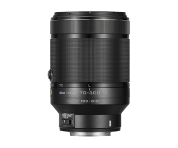 1 NIKKOR VR 70-300mm f/4.5-5.6 (black)