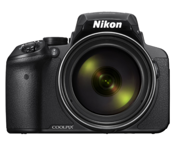 COOLPIX P900 (black)