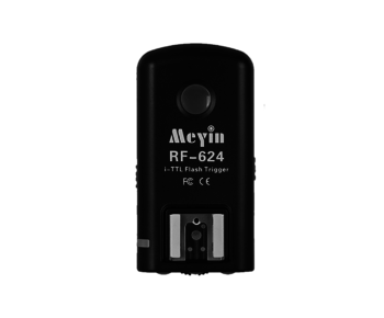 RF-624RX - Wireless I-TTL HighSpeed FlashTrigger