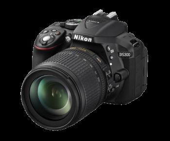D5300 kit 18-105mm VR (black)