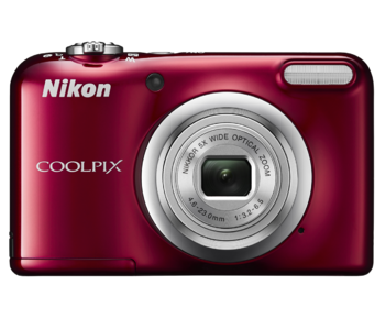 COOLPIX A10 (red)