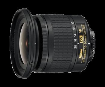 10-20mm f/4.5-5.6G AF-P DX VR NIKKOR