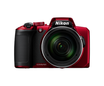 COOLPIX B600 (red)