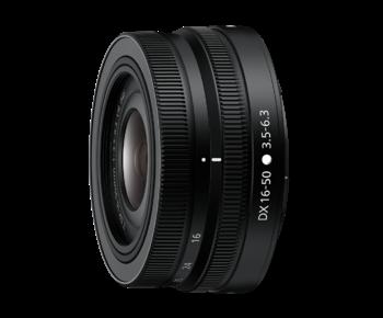 Z DX 16-50mm f/3.5-6.3 VR NIKKOR