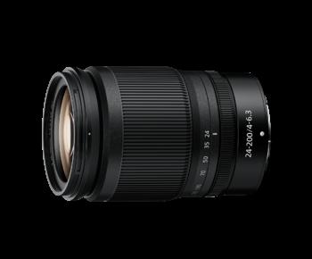 Z 24-200mm f/4-6.3 VR NIKKOR