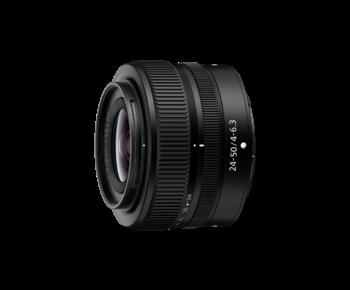 Z 24-50mm f/4-6.3 NIKKOR