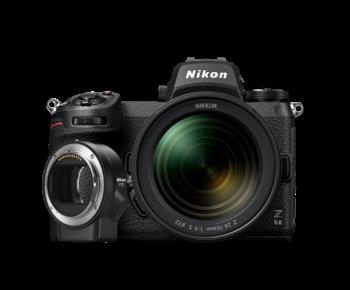 Nikon Z6 II kit 24-70mm f/4 S + FTZ
