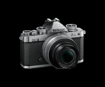 Z fc kit 16-50mm VR silver