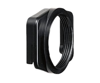 DK-22 Eyepiece adapter square to round