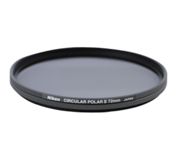72mm filter C-PL II
