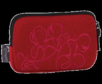 Melbourne 10 (red floral)