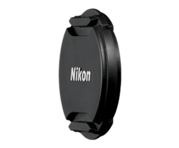 LC-N40.5 - Front Lens Cap For 1 Nikkor (black)
