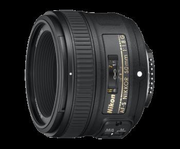 50mm f/1.8G AF-S NIKKOR