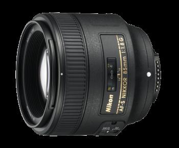 85mm f/1.8G AF-S NIKKOR
