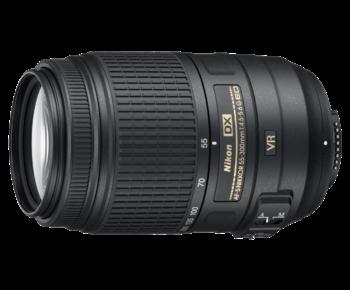 55-300mm f/4.5-5.6G AF-S DX VR NIKKOR