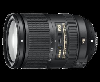 18-300mm f/3.5-5.6G ED VR AF-S DX NIKKOR