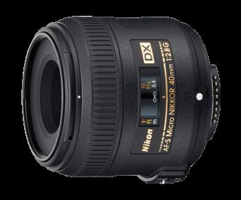 40mm f/2.8G ED AF-S DX Micro NIKKOR