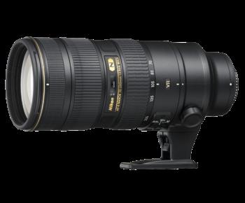 70-200mm f/2.8G ED VR II AF-S NIKKOR