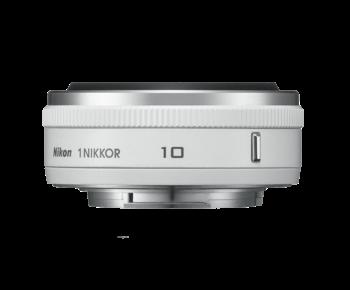 1 NIKKOR 10mm f/2.8 (white)
