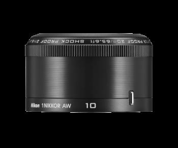 1 NIKKOR AW 10mm f/2.8 (black)