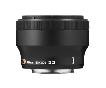 1 NIKKOR 32mm f/1.2 (black)