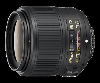 35mm f/1.8G ED AF-S NIKKOR