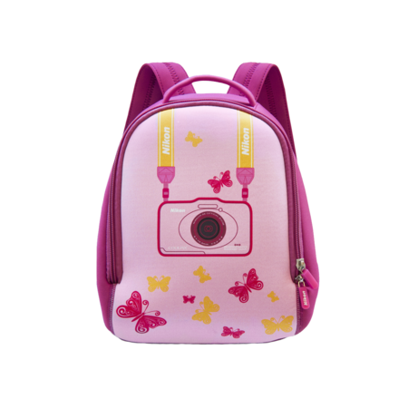 Nikon CS-L06 backpack for S32, S31, 30 (pink)