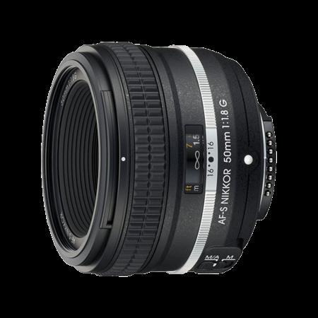 Nikon 50mm f/1.8G AF-S NIKKOR Special Edition