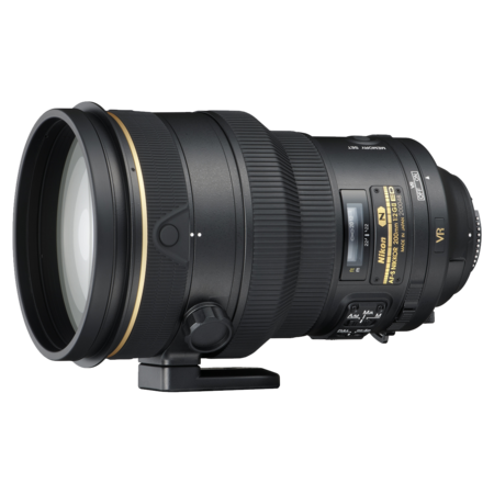 Nikon 200mm f/2G IF-ED VR II AF-S NIKKOR