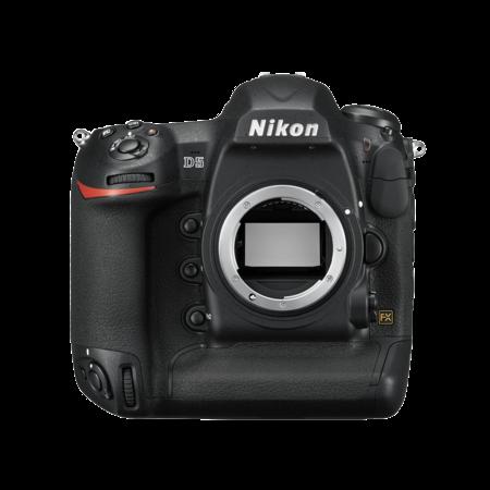 Nikon D5 body (XQD)