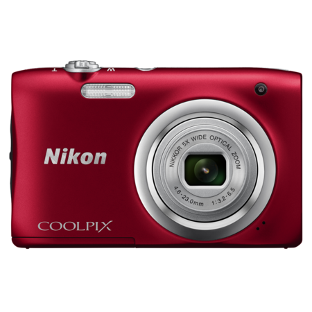 Nikon COOLPIX A100 (red)