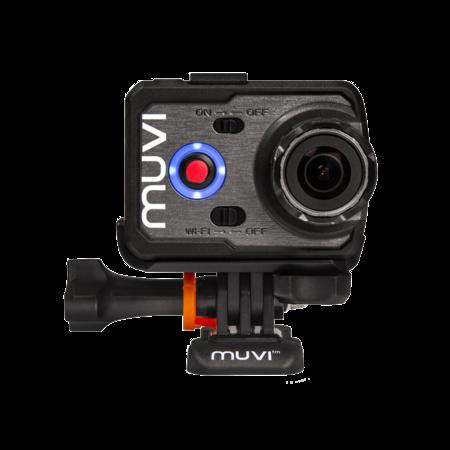 MUVI K-2 SPORT Wi-Fi Handsfree Camera