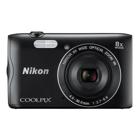 Nikon COOLPIX A300 (black)