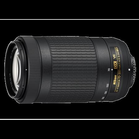Nikon 70-300mm f/4.5-6.3G ED VR AF-P DX NIKKOR