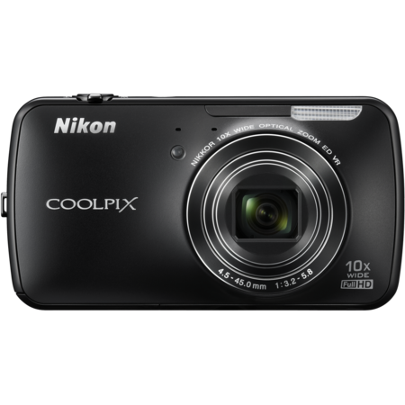 Nikon COOLPIX S800c (black)