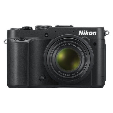 Nikon COOLPIX P7700 (black)