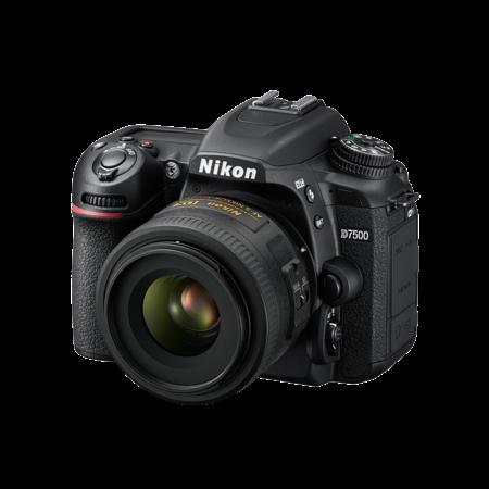 Nikon D7500 Kit 35mm f/1.8G