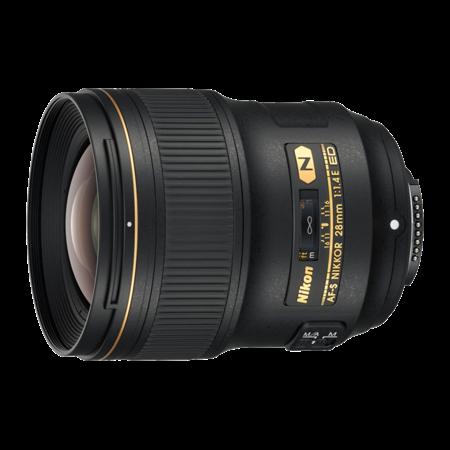 Nikon 28mm f/1.4E ED AF-S NIKKOR