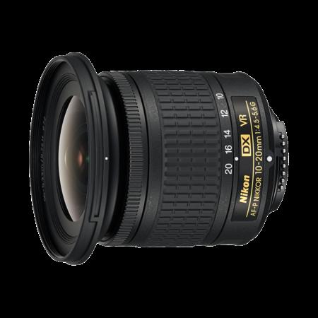 Nikon 10-20mm f/4.5-5.6G AF-P DX VR NIKKOR