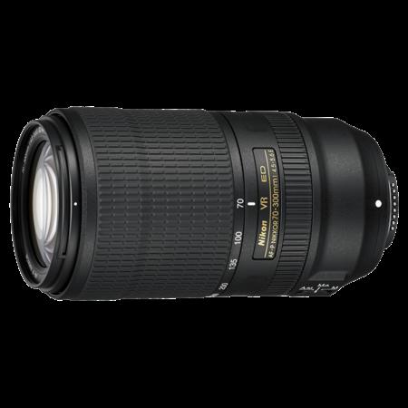 Nikon 70-300mm f/4.5-5.6E ED AF-P VR NIKKOR