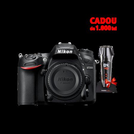 Nikon D7200 body + BaByliss Beard Designer (SH510E)