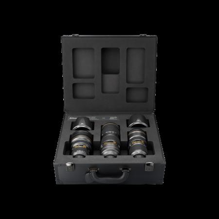 Nikon Set 3 obiective NIKKOR zoom f/2.8, editie aniversara 100 ani