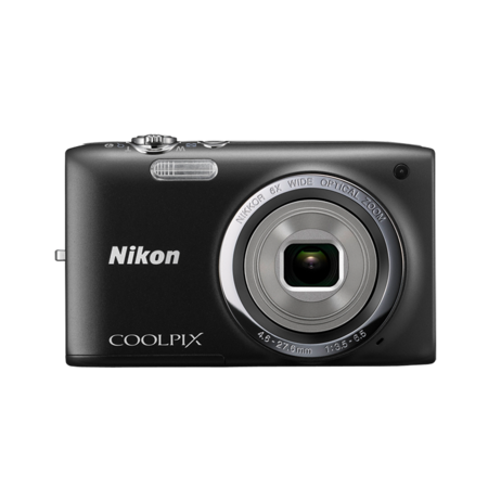 Nikon COOLPIX S2700 (black)