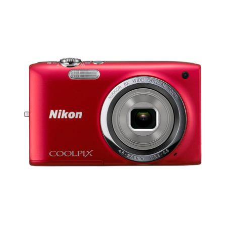 Nikon COOLPIX S2700 (red)